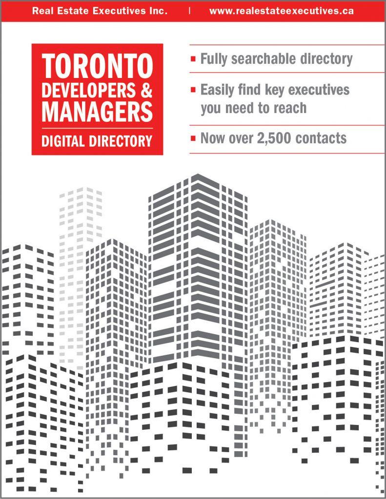 Toronto Developers